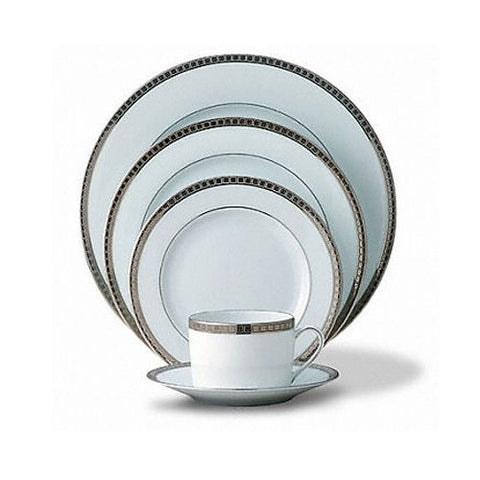 Athena Platinum 5 Piece Place Setting