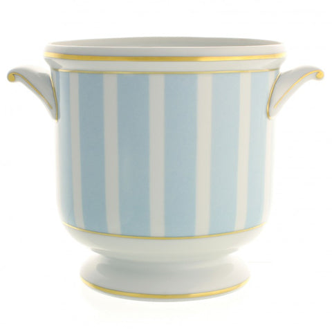 Avington Cachepot Light Blue