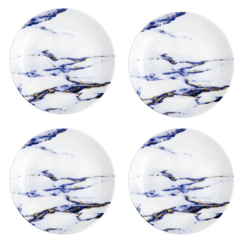 Azure Canape Plate (Set of 4)
