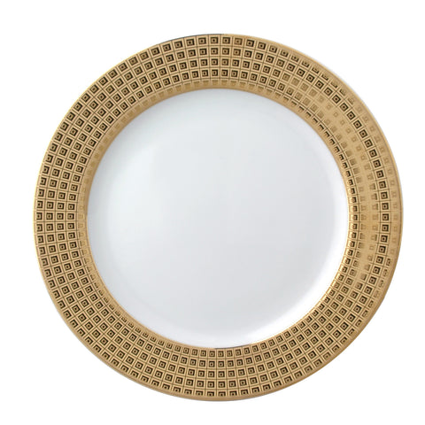 Athena Gold Accent Salad Plate