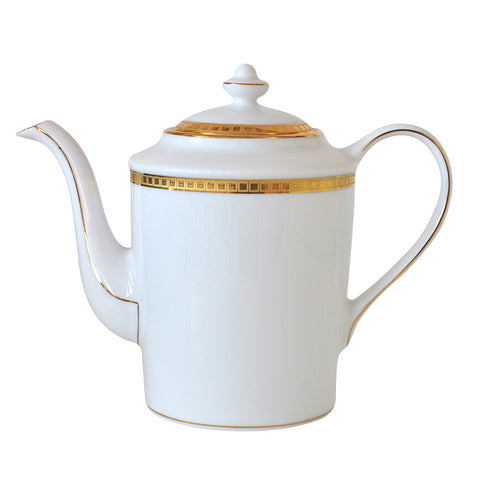 Athena Gold Coffee Pot 12c
