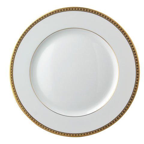 Athena Gold Dinner Plate 10.5