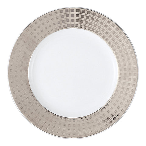 Athena Platinum Accent Breat & Butter Plate