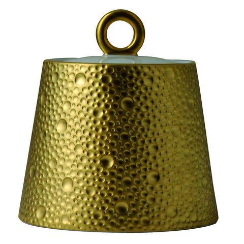 Ecume Gold Sugar Bowl