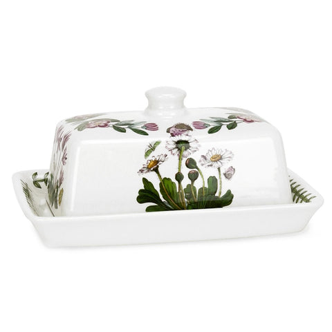 Botanic Garden Covered Butter Dish