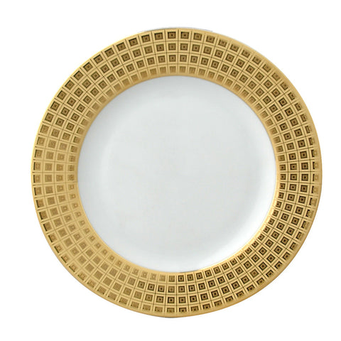 Athena Gold Accent Bread & Butter Plate