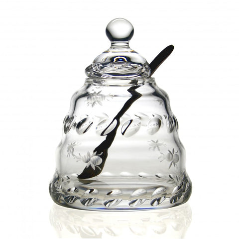 Buzz Honey Jar w/ Spoon