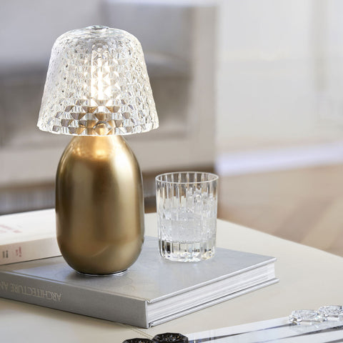Baby Candy Light Nomadic Lamp Gold