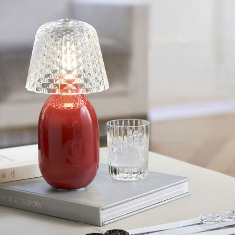 Baby Candy Light Nomadic Lamp Red