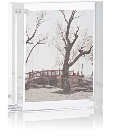 Lucite Magnetic Frame 4x4