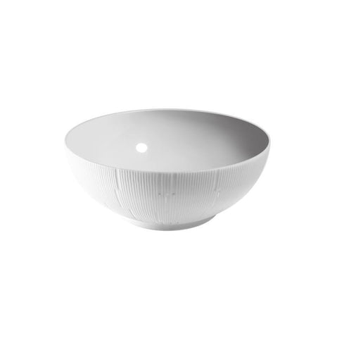 Infini Cereal Bowl White