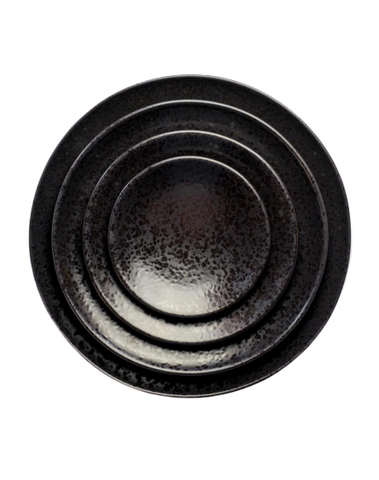 Alchimie Black Dinnerware