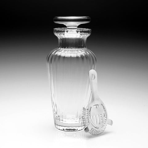 Corinne Cocktail Shaker with Strainer