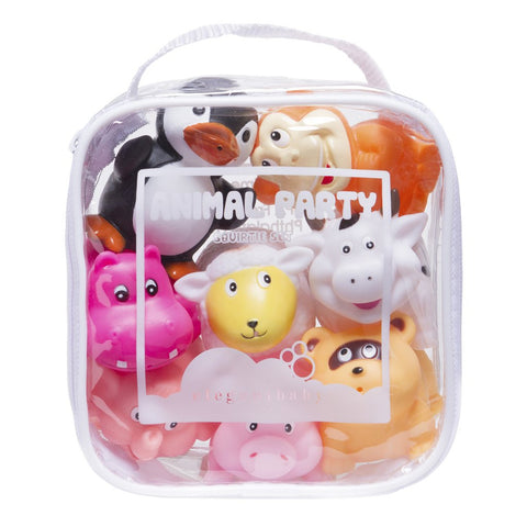 Animal Party Bath Squirties