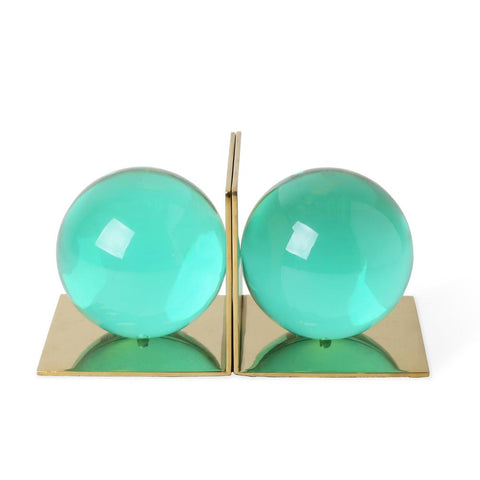 Globo Bookend Set
