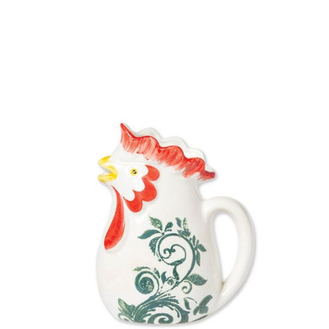 Gather Rooster Small Pitcher