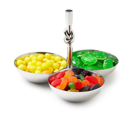 Helyx Snack Bowl Set w/ Knot