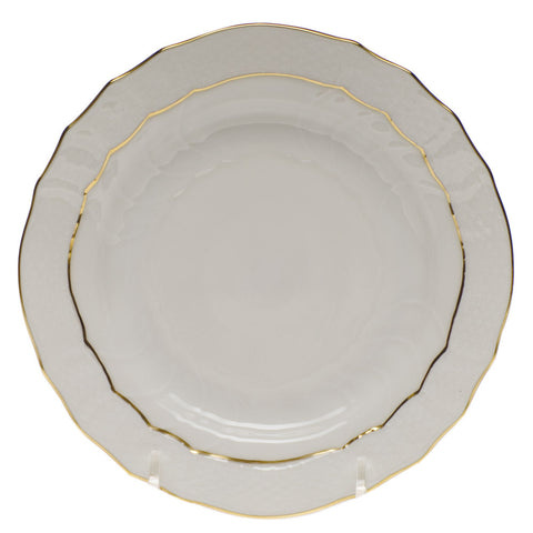 Golden Edge Bread & Butter Plate