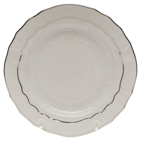 Platinum Edge Bread & Butter Plate