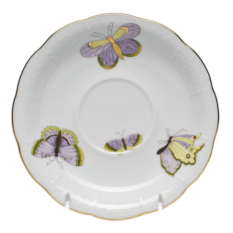 Royal Garden Tea Saucer