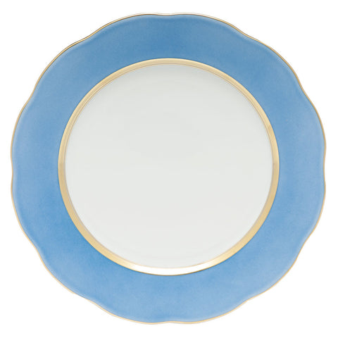 Silk Ribbon Service Plate