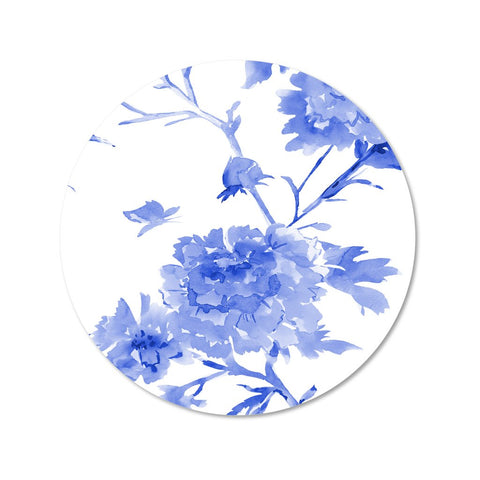 Blue Flower Placemat, Set of 4