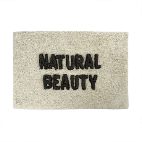 Natural Beauty Bath Mat