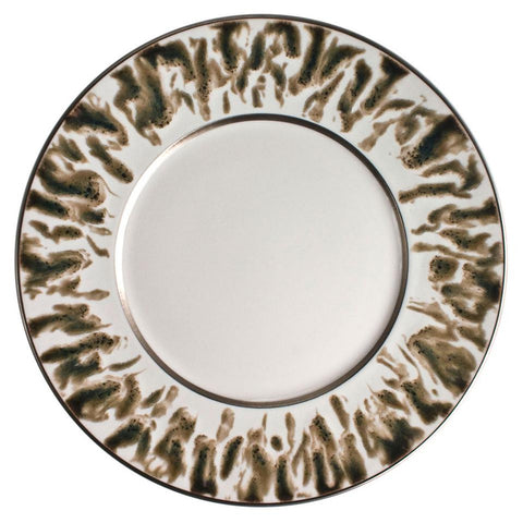 Cream Scale Platinum Finition Charger