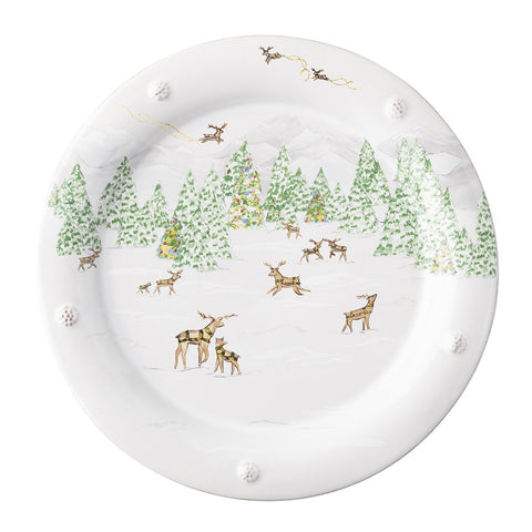 Berry & Thread North Pole Dinner Plate