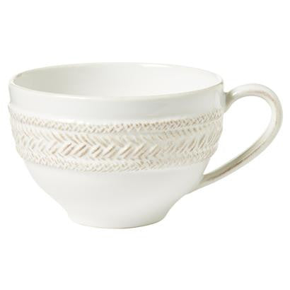 Le Panier Whitewash Tea/ Coffee Cup