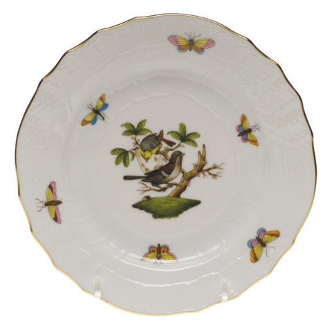 Rothschild Bird Bread & Butter Plate