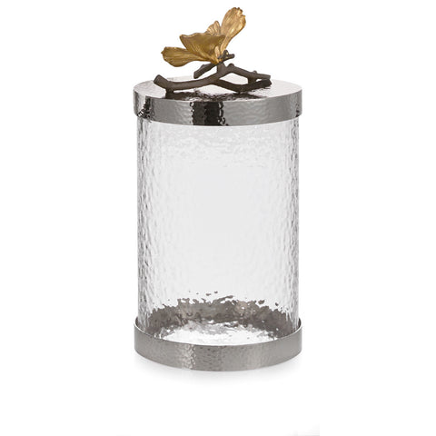 Butterfly Ginkgo Kitchen Canister Medium