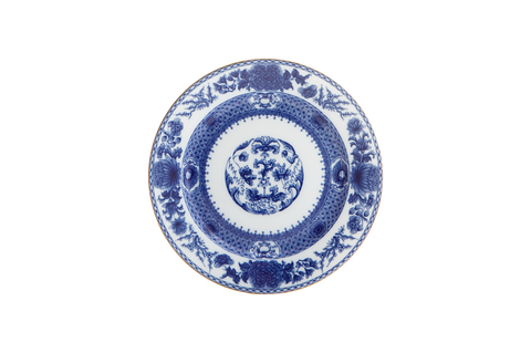 Imperial Blue Bread & Butter Plate