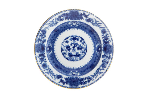 Imperial Blue Dessert Plate