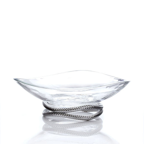 Braid Centerpiece Bowl
