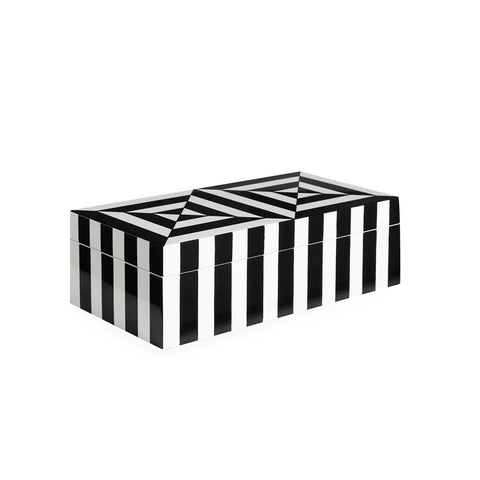 Small Op Art Box