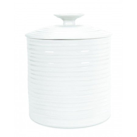 Sophie Conran White Large Canister