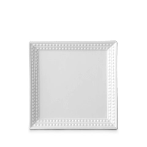 Perlée White Square Tray