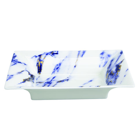 Marble Vide Poche Jewelry Tray