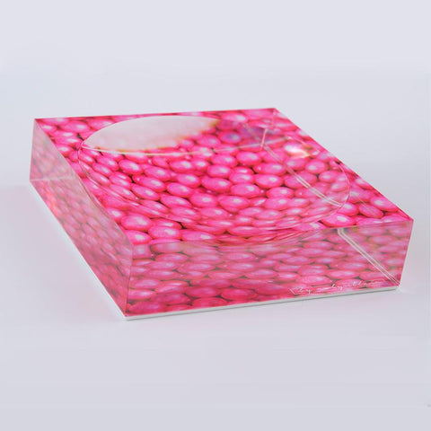 Poppin' Pink Candy Dish