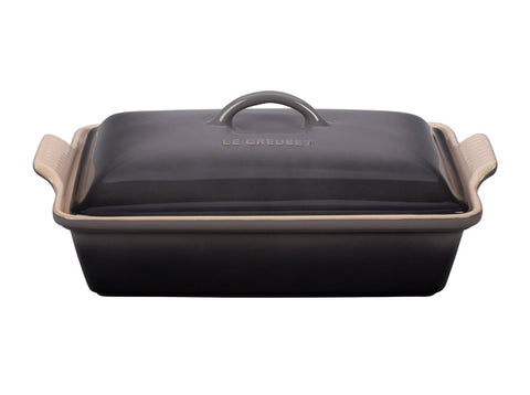 Oyster Heritage Rectangular Casserole