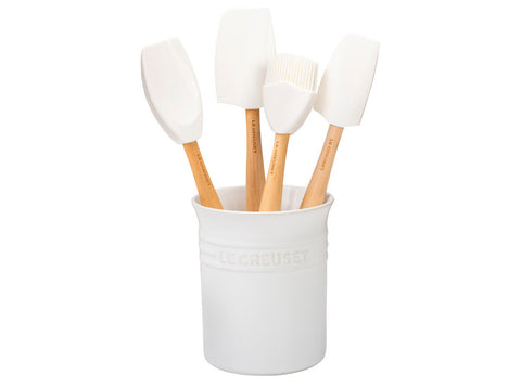 White Craft Series Utensil Set