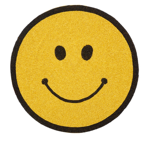 Happy Face Placemat S/4
