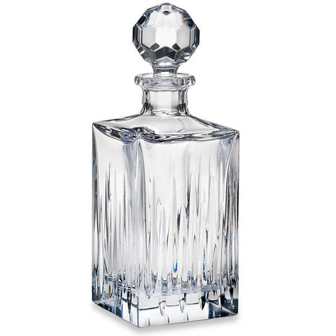 Soho Square Decanter - 26 oz