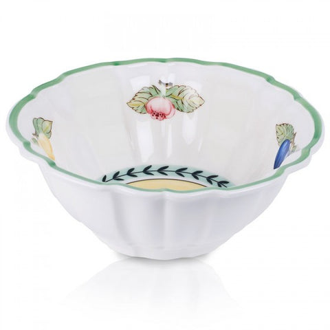 Fleurence Fluted Rice Bowl
