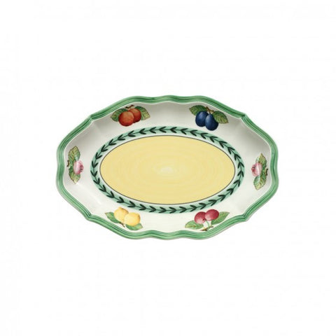 Fleurence Pickle Dish/Gravy Stand