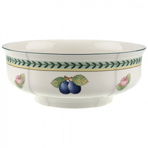 Fleurence Round Vegetable Bowl 9 3/4