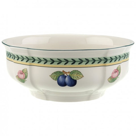 Fleurence Round Vegetable Bowl