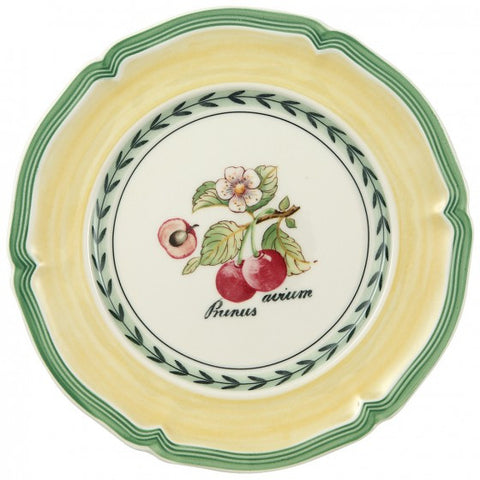 Valence Cherry Bread & Butter Plate