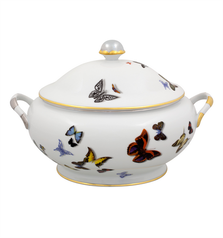 Butterfly Parade Tureen